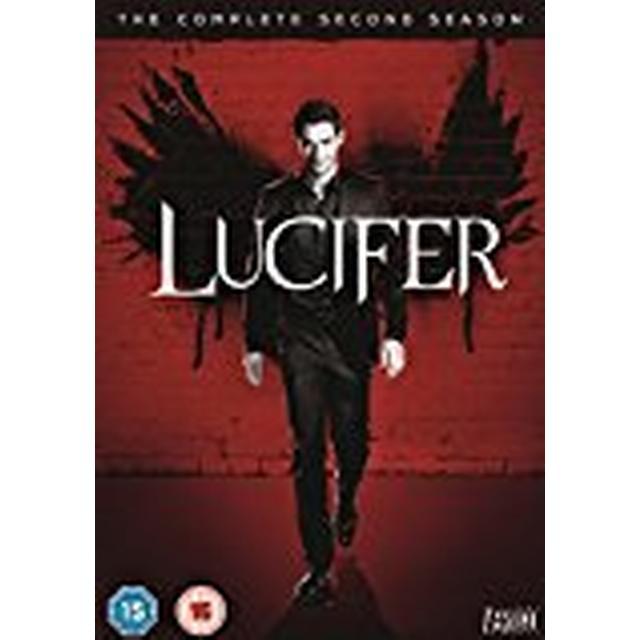 Lucifer Season 2 [DVD] [2017]